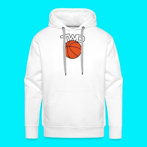 Logo TWD - Sweat-shirt à capuche Premium pour hommes
