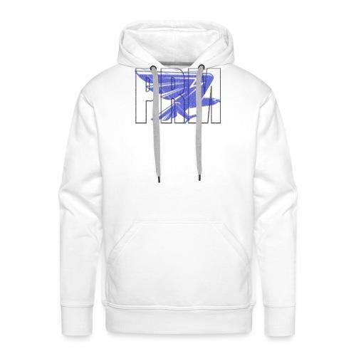 PRM BIG EAGLE - Sweat-shirt à capuche Premium pour hommes