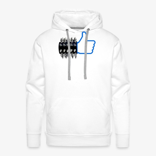 The Punk Like - Men's Premium Hoodie