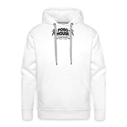 Logo black - Men's Premium Hoodie