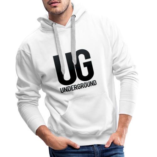 UG underground - Men's Premium Hoodie