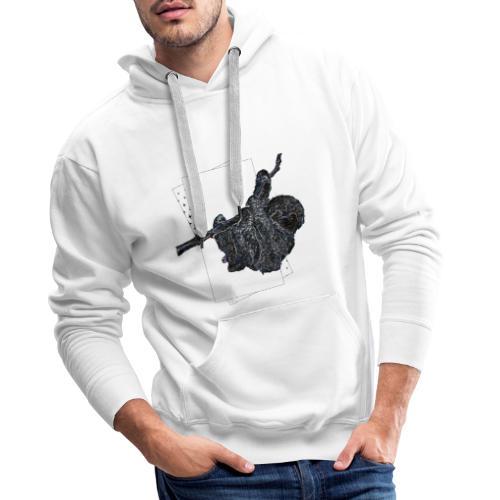 Faultier - Männer Premium Hoodie