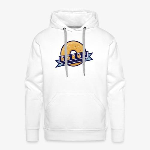Communauté de Donut - Sweat-shirt à capuche Premium pour hommes