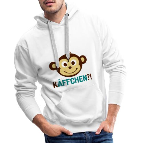 Monkey Käffchen 3 - Männer Premium Hoodie
