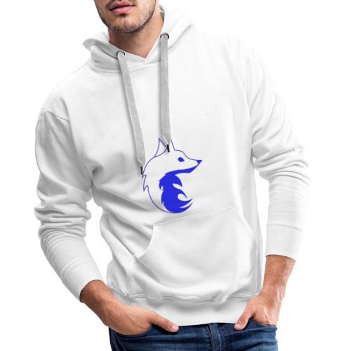 Aether Fox Winter - Men's Premium Hoodie