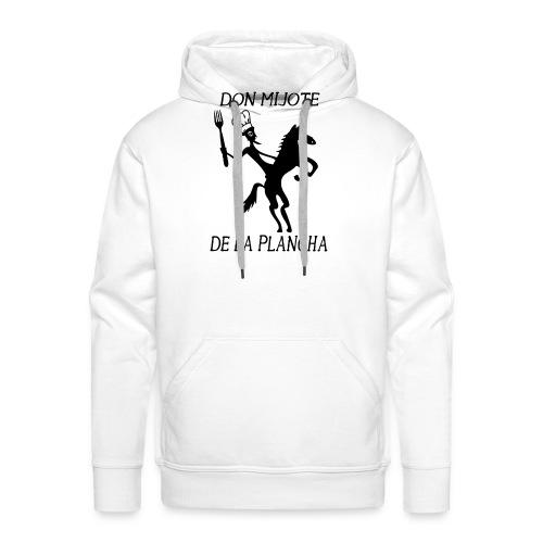 Don Mijote De La Plancha - Sweat-shirt à capuche Premium pour hommes