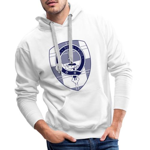 Logo Scouting Erskine 2018 - Mannen Premium hoodie