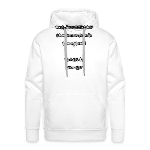Schnucki - Männer Premium Hoodie