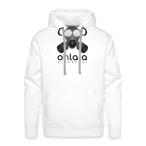 OHLALA PROTECTOR BLK - Männer Premium Hoodie