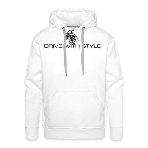 Edition Griffon - Sweat-shirt à capuche Premium pour hommes