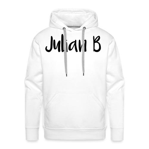 Julian-B-Merch - Premium hettegenser for menn