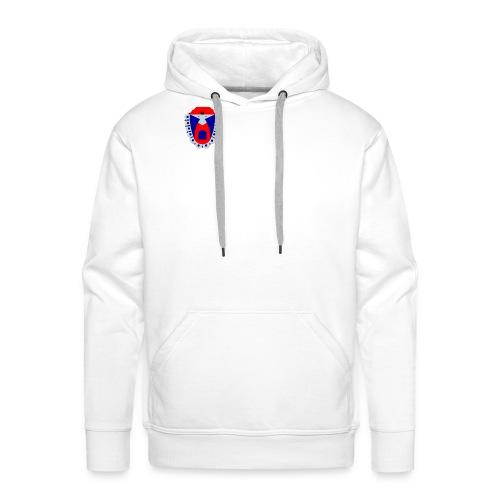 logo détouré png - Sweat-shirt à capuche Premium pour hommes