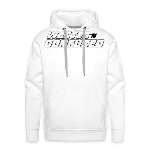 OFFICIAL WNC MERCHANDISE (wit) - Mannen Premium hoodie