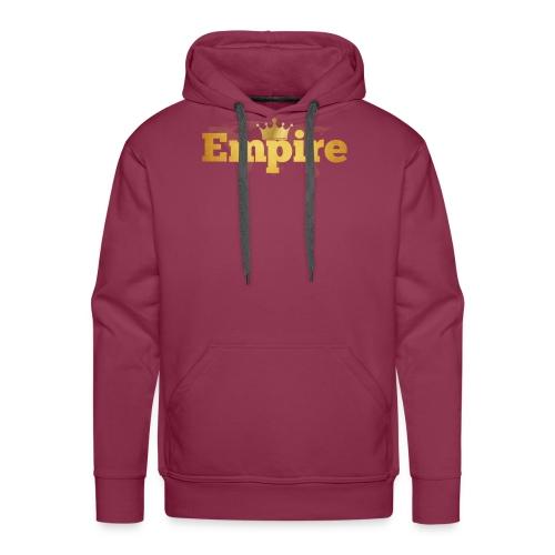 EMPIRE - Sweat-shirt à capuche Premium pour hommes