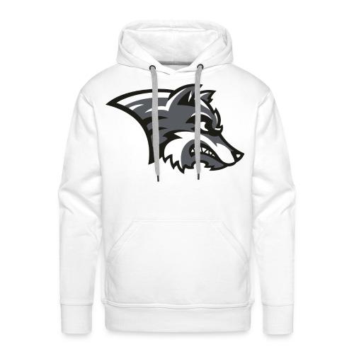 Wolf-Shirt by Noi & weiteren Anonymen Leuten - Männer Premium Hoodie