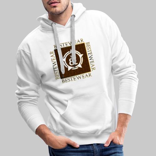 #Bestewear - Royal Line - Männer Premium Hoodie