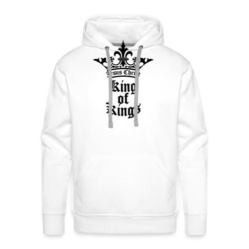 king_of_kings - Männer Premium Hoodie