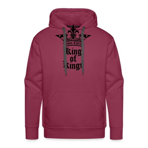 king_of_kings - Männer Premium Hoodie