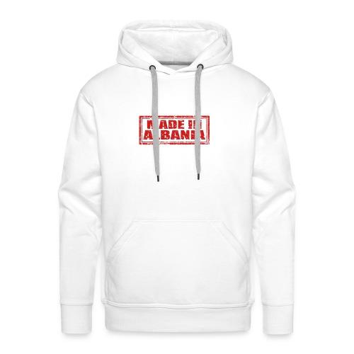 Made in Albania - Männer Premium Hoodie