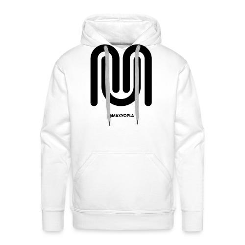 M - Sweat-shirt à capuche Premium pour hommes