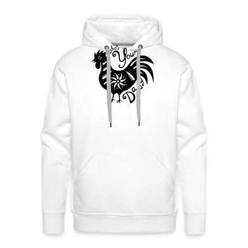 Cock Daddy - Mannen Premium hoodie