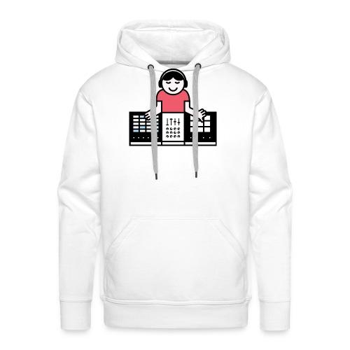 Ableto DJ - Mannen Premium hoodie