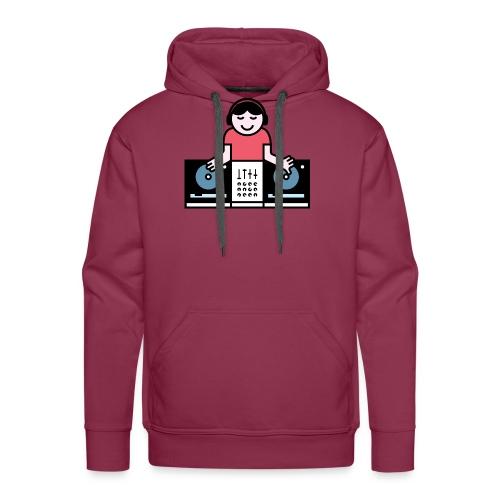 CDJ DJ - Mannen Premium hoodie