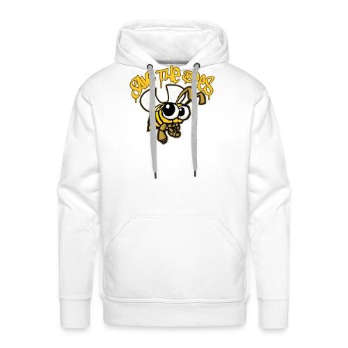 Biene - Männer Premium Hoodie