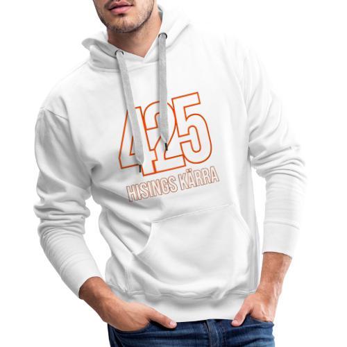 425 Kärra - Premiumluvtröja herr