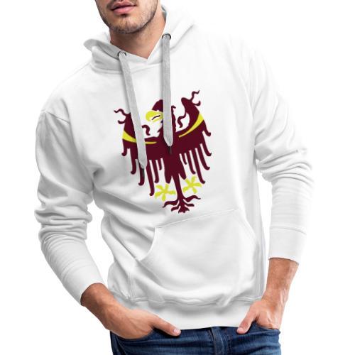 Wappen des Landes Südtirol - Männer Premium Hoodie