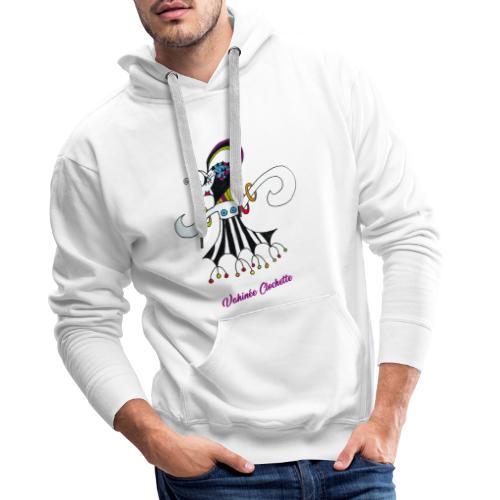 Vahinée Clochette - Sweat-shirt à capuche Premium pour hommes