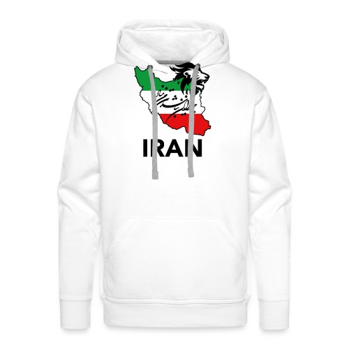 IRAN T-Shirt - Männer Premium Hoodie