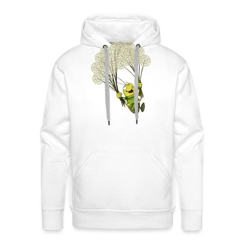 Männer T-Shirt - Georg der Flieger - Männer Premium Hoodie