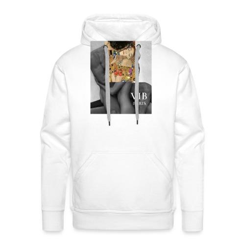 Klimt VIB PARIS Collection - Sweat-shirt à capuche Premium pour hommes