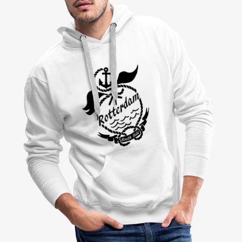 Rotterdam South Side - Mannen Premium hoodie