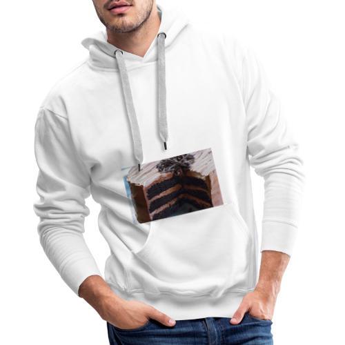 kagen - Herre Premium hættetrøje