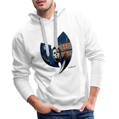 Wu-Tang Halloween - Mannen Premium hoodie