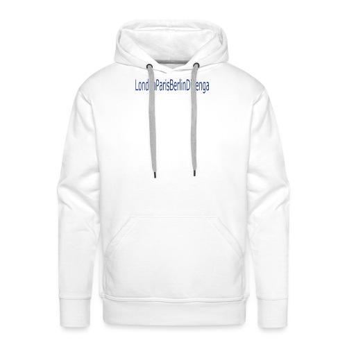Dibenga - Männer Premium Hoodie