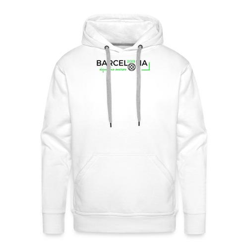 Barcelona - Männer Premium Hoodie