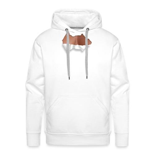 oops - Mannen Premium hoodie