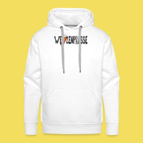 Weizenpresse - Männer Premium Hoodie