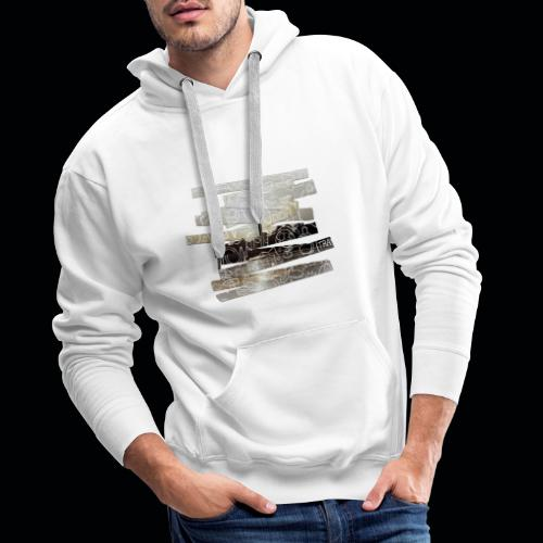 TRAVEL SO LONG YOU CAN - Männer Premium Hoodie