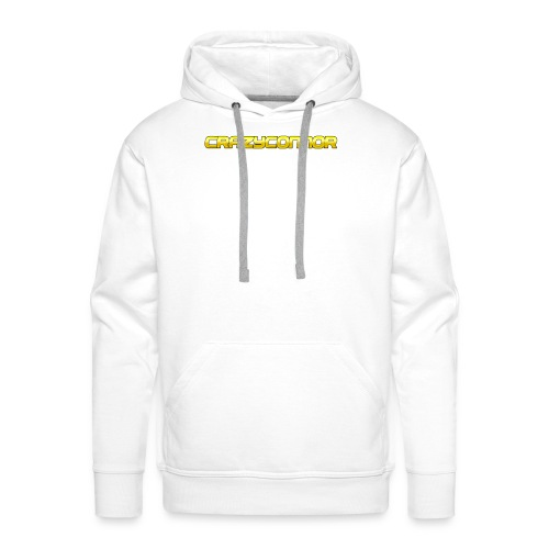 crazyconnor t shirts and hoodies - Men's Premium Hoodie