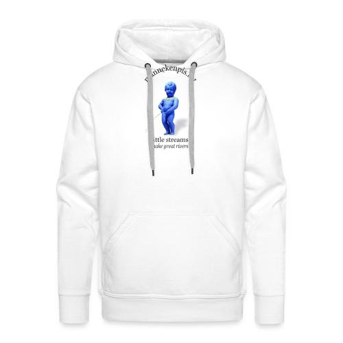 EUROPE ♀♂ | mannekenpis マヌカンピス - Sweat-shirt à capuche Premium pour hommes