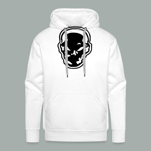 kabarka black png - Sweat-shirt à capuche Premium pour hommes