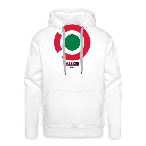 Sclessin - Sweat-shirt à capuche Premium pour hommes