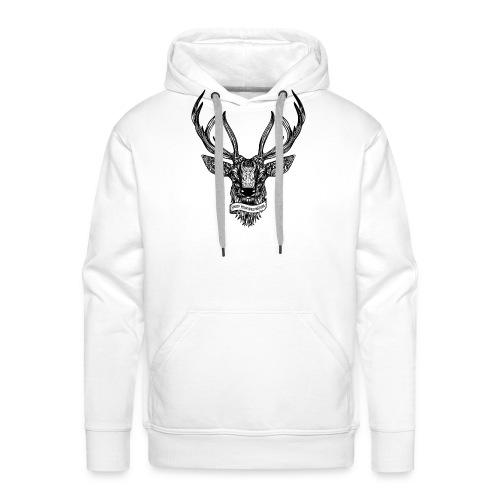 Deer - Männer Premium Hoodie