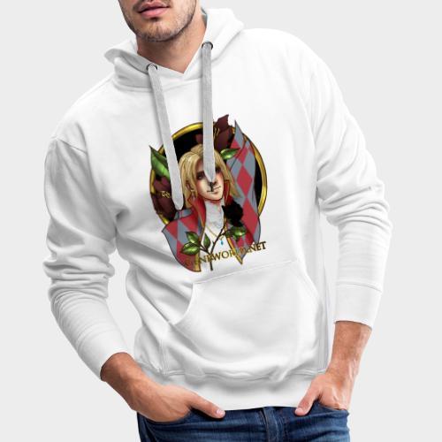 Geneworld - Hauru - Sweat-shirt à capuche Premium pour hommes