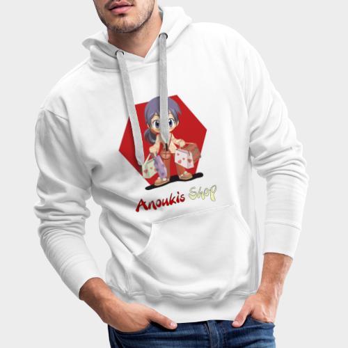Anoukis Shop - Shopping - Sweat-shirt à capuche Premium pour hommes