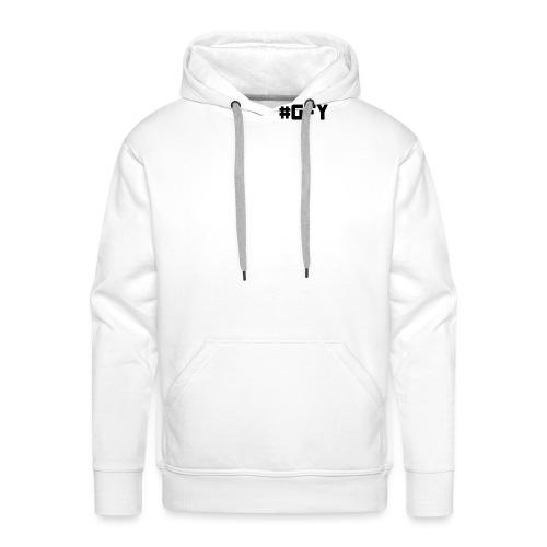 #GFY - Go Fuck Yourself - Männer Premium Hoodie